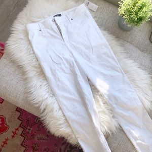 A&F White Jeggings | Size 29 | NWT